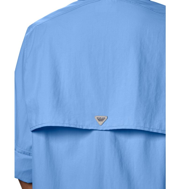 Womens Bahama™ LS   450   L Women's PFG Bahama™ Long Sleeve Shirt, White Cap, a6