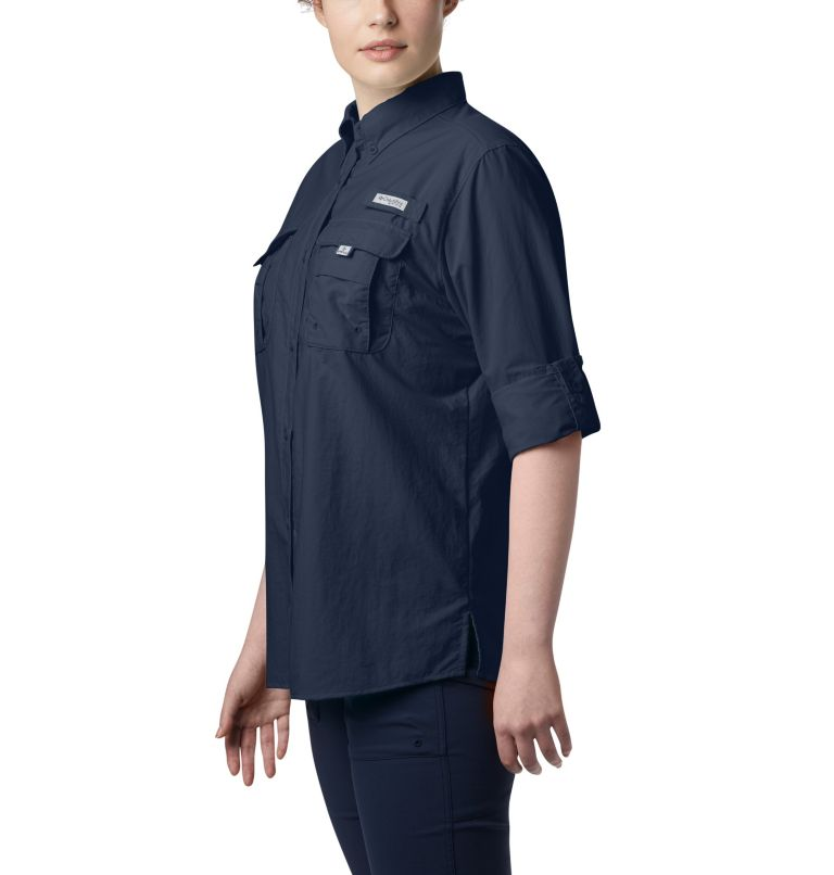 Womens Bahama™ LS | 464 | XS Women's PFG Bahama™ Long Sleeve Shirt, Collegiate Navy, a3