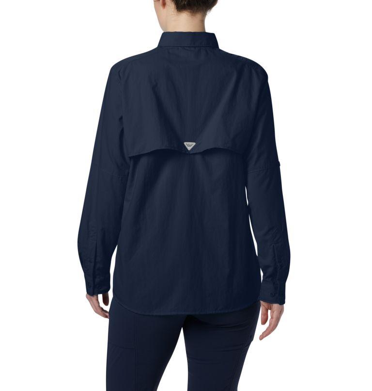 Womens Bahama™ LS   464   XXL Women's PFG Bahama™ Long Sleeve Shirt, Collegiate Navy, back