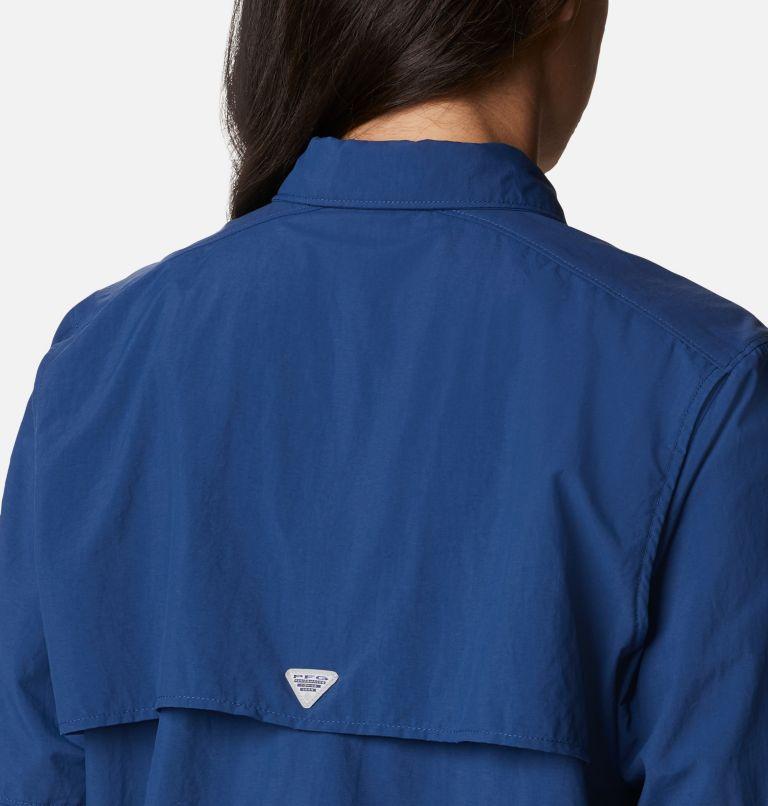 Womens Bahama™ LS | 469 | M Women's PFG Bahama™ Long Sleeve Shirt, Carbon, a3