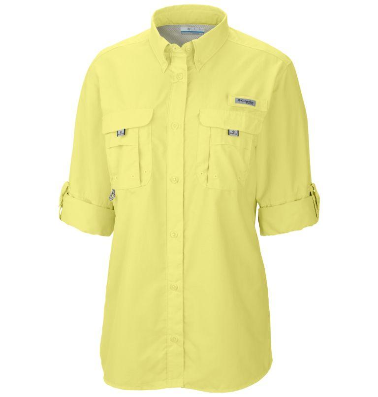Womens Bahama™ LS | 757 | L Women's PFG Bahama™ Long Sleeve Shirt, Sunnyside, a1