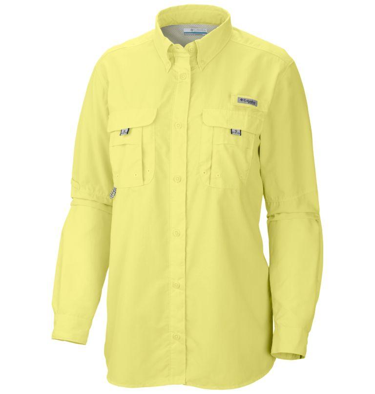 Womens Bahama™ LS | 757 | L Women's PFG Bahama™ Long Sleeve Shirt, Sunnyside, front