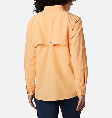Women's PFG Bahama™ Long Sleeve Shirt Womens Bahama™ LS   856   M, Light Juice, back