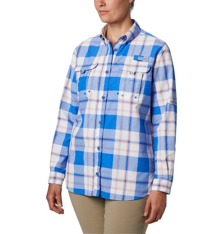 Women's PFG Super Bahama™ Long Sleeve Shirt Women's PFG Super Bahama™ Long Sleeve Shirt, front