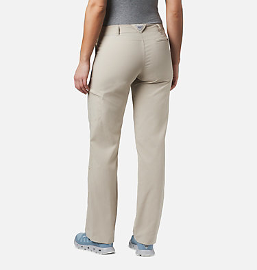 Women's PFG Aruba™ Roll Up Pants Aruba™ Roll Up Pant | 031 | 10, Fossil, back