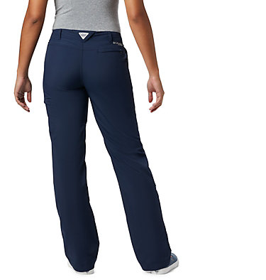 Women's PFG Aruba™ Roll Up Pants Aruba™ Roll Up Pant | 031 | 10, Collegiate Navy, back