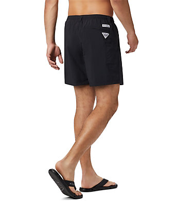 Men's PFG Backcast III™ Water Shorts Backcast™ III Water Short | 019 | L, Black, back