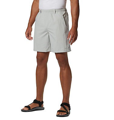 Men's PFG Backcast III™ Water Shorts Backcast™ III Water Short | 019 | L, Cool Grey, front