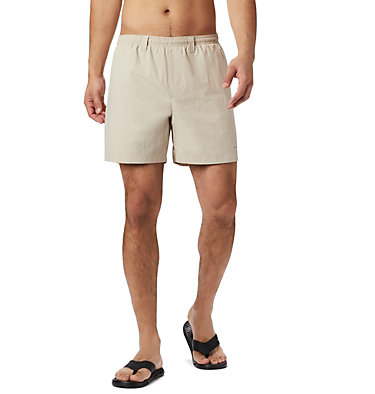 Men's PFG Backcast III™ Water Shorts Backcast™ III Water Short | 019 | L, Fossil, front