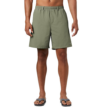 Men's PFG Backcast III™ Water Shorts Backcast™ III Water Short | 019 | L, Cypress, front
