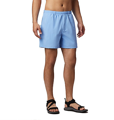 Men's PFG Backcast III™ Water Shorts Backcast™ III Water Short   019   L, White Cap, front