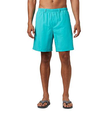 Men's PFG Backcast III™ Water Shorts Backcast™ III Water Short   019   L, Bright Aqua, front