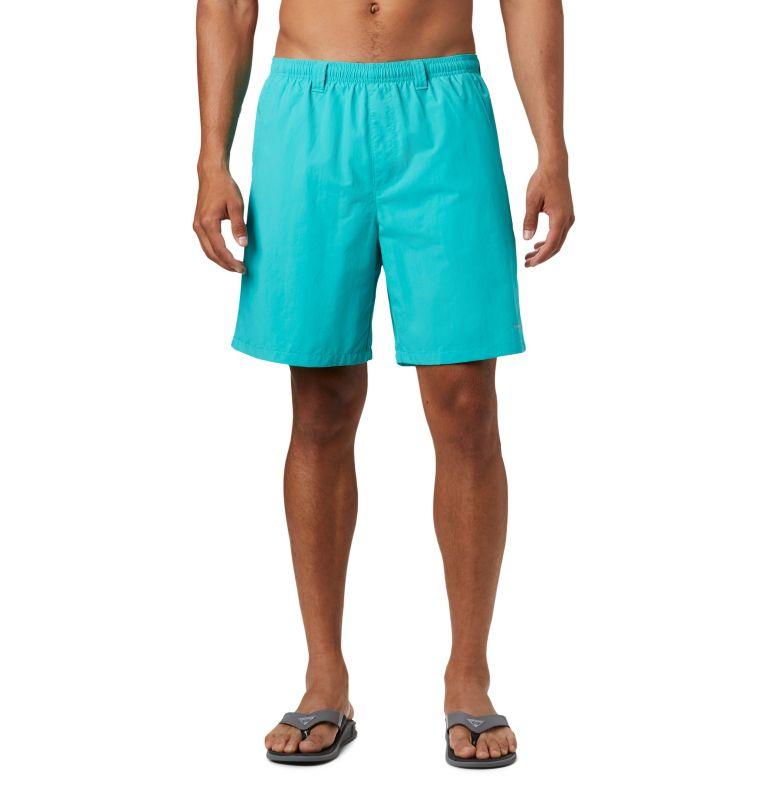 Backcast™ III Water Short | 454 | S Men's PFG Backcast III™ Water Shorts, Bright Aqua, front
