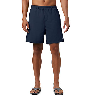 Men's PFG Backcast III™ Water Shorts Backcast™ III Water Short | 019 | L, Collegiate Navy, front
