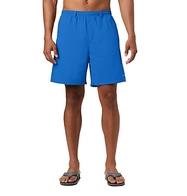 Men's PFG Backcast III™ Water Shorts Backcast™ III Water Short | 019 | L, Vivid Blue, front