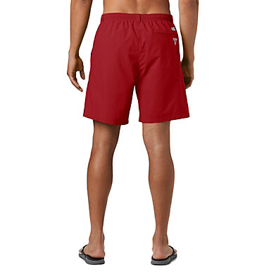 Men's PFG Backcast III™ Water Shorts Backcast™ III Water Short | 019 | L, Beet, back
