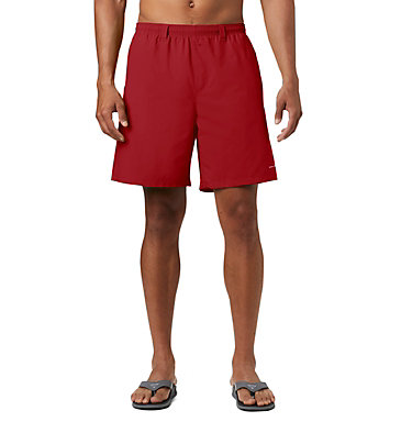 Men's PFG Backcast III™ Water Shorts Backcast™ III Water Short | 019 | L, Beet, front