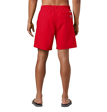Men's PFG Backcast III™ Water Shorts Backcast™ III Water Short | 019 | L, Red Spark, back