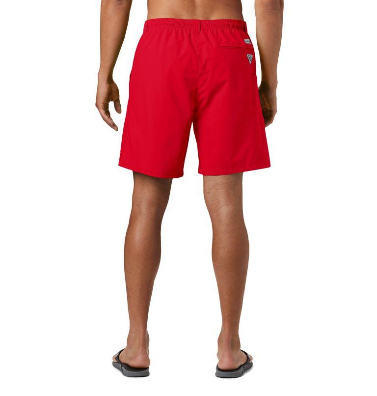 Backcast™ III Water Short   696   XXL Men's PFG Backcast III™ Water Shorts, Red Spark, back