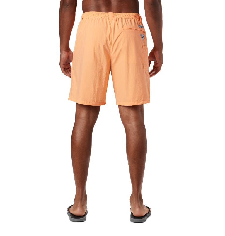 Backcast™ III Water Short | 873 | L Men's PFG Backcast III™ Water Shorts, Bright Nectar, back