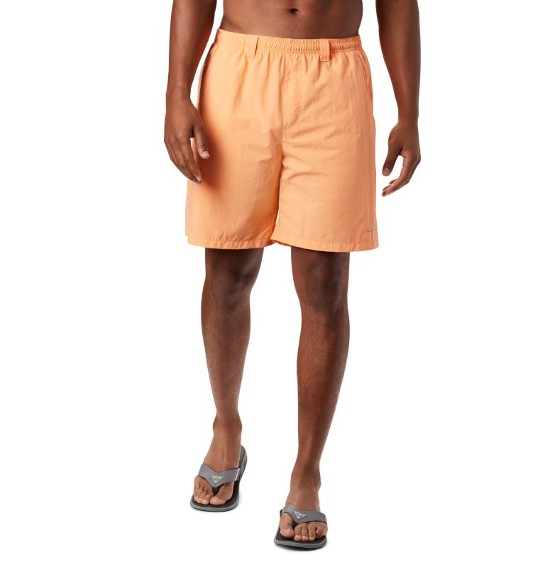 Backcast™ III Water Short | 873 | L Men's PFG Backcast III™ Water Shorts, Bright Nectar, front