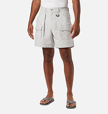 Men's PFG Brewha II™ Shorts Brewha™ II Short | 019 | M, Cool Grey, front