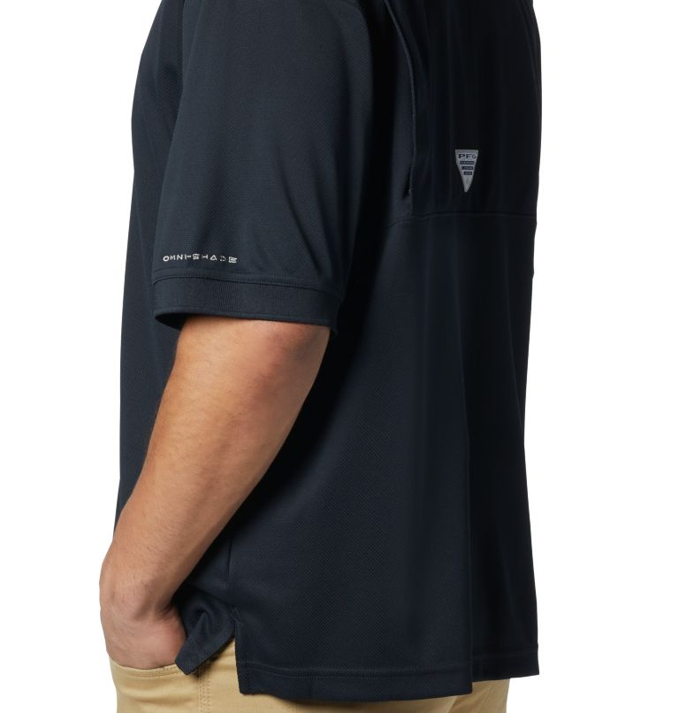 Perfect Cast™ Polo Shirt | 010 | XXL Men's PFG Perfect Cast™ Polo, Black, a1