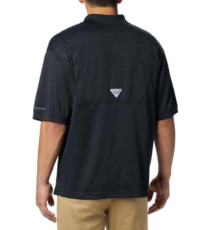 Perfect Cast™ Polo Shirt | 010 | XL Men's PFG Perfect Cast™ Polo, Black, back