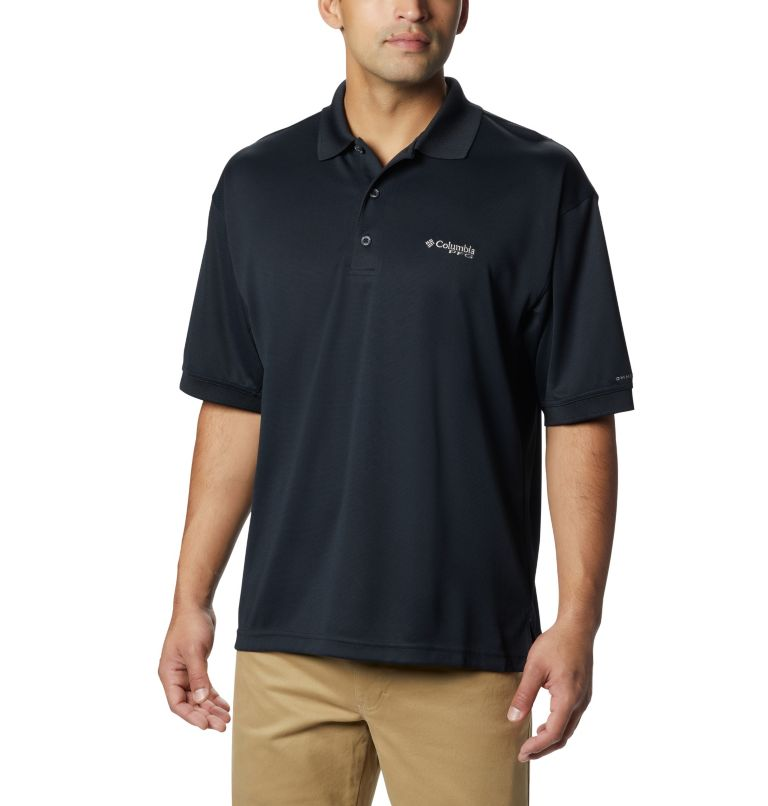 Perfect Cast™ Polo Shirt | 010 | XL Men's PFG Perfect Cast™ Polo, Black, front