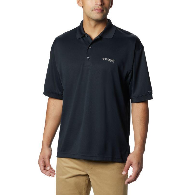 Perfect Cast™ Polo Shirt | 010 | L Men's PFG Perfect Cast™ Polo, Black, front