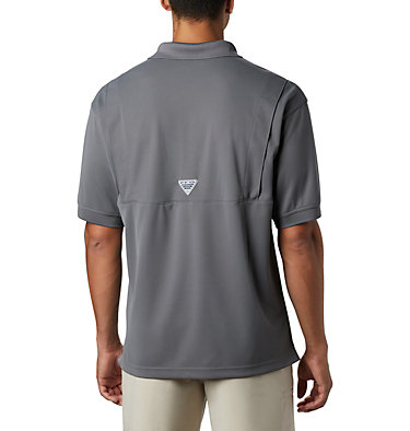 Men's PFG Perfect Cast™ Polo Perfect Cast™ Polo Shirt | 010 | XS, City Grey, back