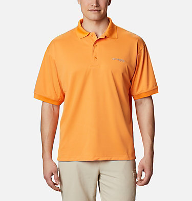 Men's PFG Perfect Cast™ Polo Perfect Cast™ Polo Shirt | 010 | XS, Koi, front