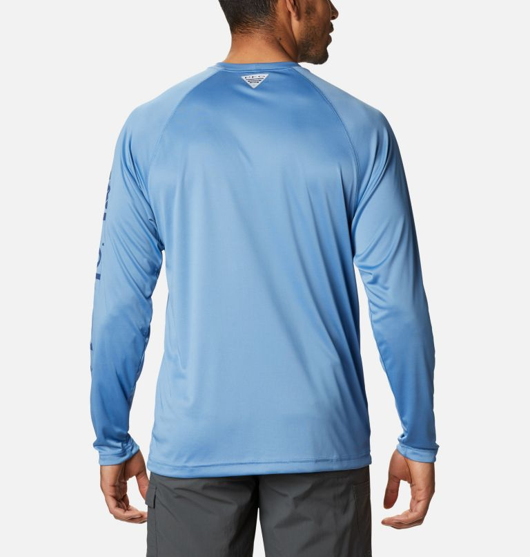 Men's PFG Terminal Tackle™ Long Sleeve Shirt Men's PFG Terminal Tackle™ Long Sleeve Shirt, back