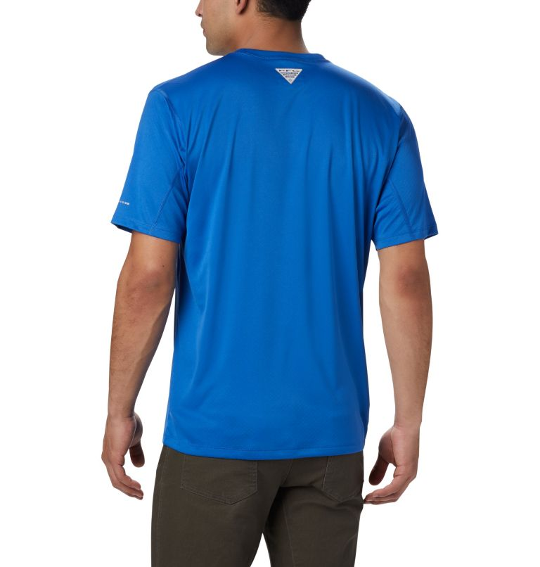 Men's PFG Zero Rules™ Short Sleeve Shirt Men's PFG Zero Rules™ Short Sleeve Shirt, back