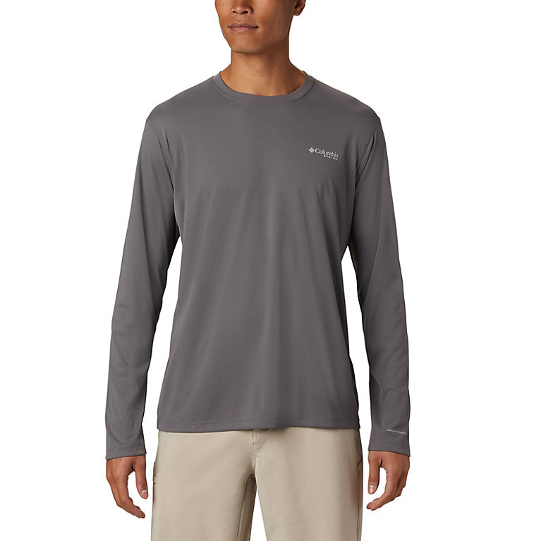 Columbia Sportswear Mens Trailhead Long Sleeve Shirt