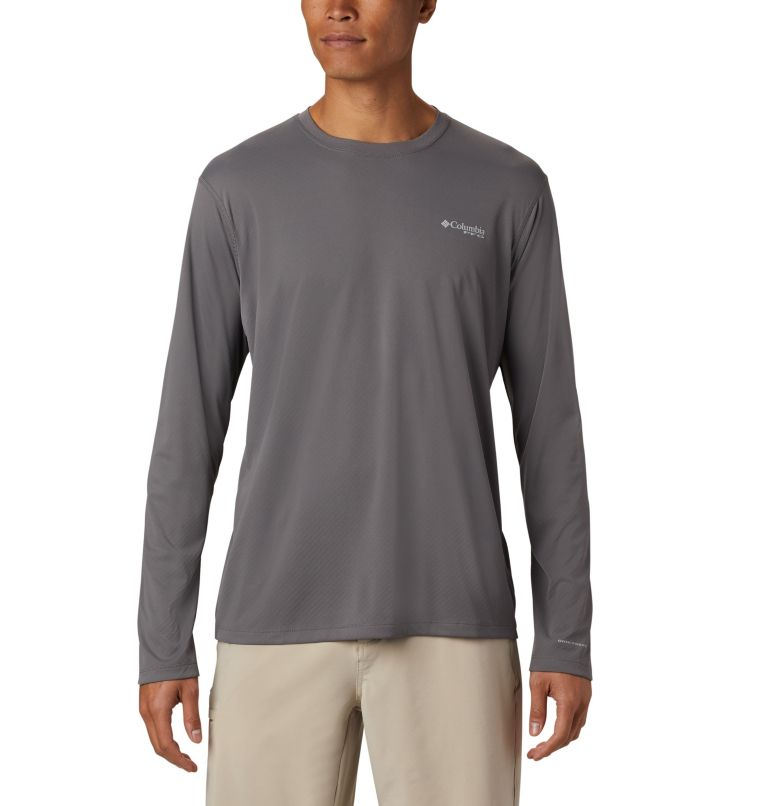Men's PFG Zero Rules™ Long Sleeve Shirt Men's PFG Zero Rules™ Long Sleeve Shirt, front