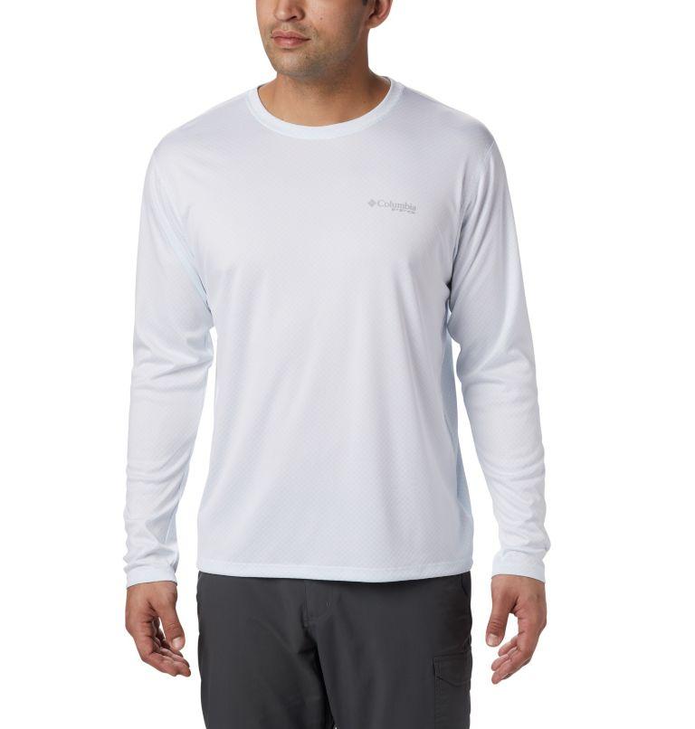 Men's PFG Zero Rules™ Long Sleeve Shirt Men's PFG Zero Rules™ Long Sleeve Shirt, front