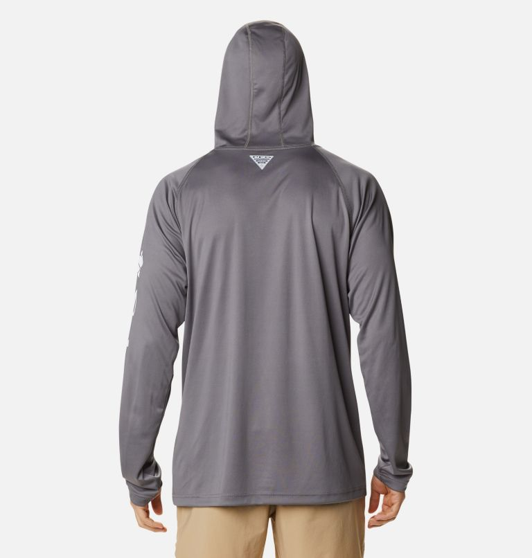 Men's PFG Terminal Tackle™ Hoodie Men's PFG Terminal Tackle™ Hoodie, back