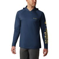 Deals on Columbia Mens PFG Terminal Tackle Hoodie