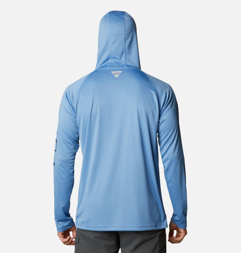 Terminal Tackle™ Hoodie | 479 | XL Men's PFG Terminal Tackle™ Hoodie, Skyler, Carbon Logo, back
