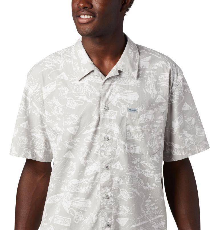 Men's PFG Trollers Best™ Short Sleeve Shirt Men's PFG Trollers Best™ Short Sleeve Shirt, a2