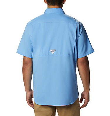 Men's PFG Low Drag Offshore™ Short Sleeve Shirt Low Drag Offshore™ SS Shirt | 967 | XS, White Cap, back