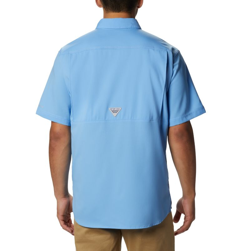 Men's PFG Low Drag Offshore™ Short Sleeve Shirt Men's PFG Low Drag Offshore™ Short Sleeve Shirt, back