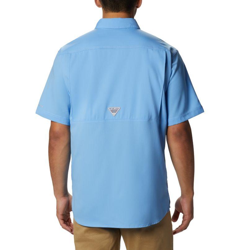 Low Drag Offshore™ SS Shirt   450   L Men's PFG Low Drag Offshore™ Short Sleeve Shirt, White Cap, back