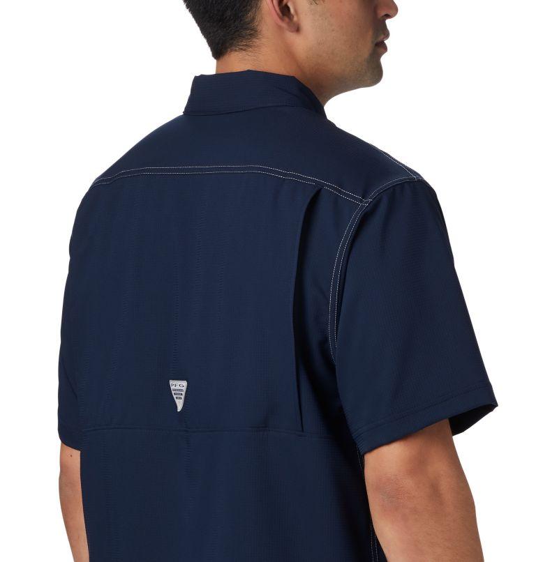 Low Drag Offshore™ SS Shirt | 464 | L Men's PFG Low Drag Offshore™ Short Sleeve Shirt, Collegiate Navy, a2