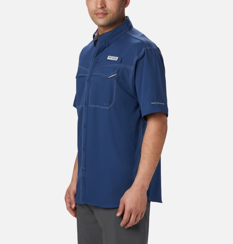 Low Drag Offshore™ SS Shirt   469   L Men's PFG Low Drag Offshore™ Short Sleeve Shirt, Carbon, a1