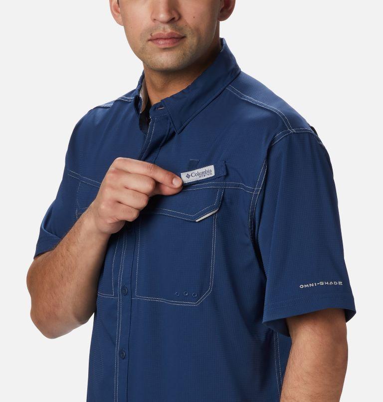 Low Drag Offshore™ SS Shirt   469   L Men's PFG Low Drag Offshore™ Short Sleeve Shirt, Carbon, a2