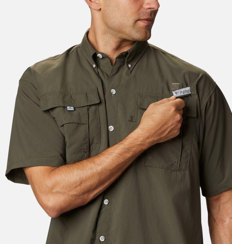 Bahama™ II S/S Shirt | 326 | M Men's PFG Bahama™ II Short Sleeve Shirt, Alpine Tundra, a2