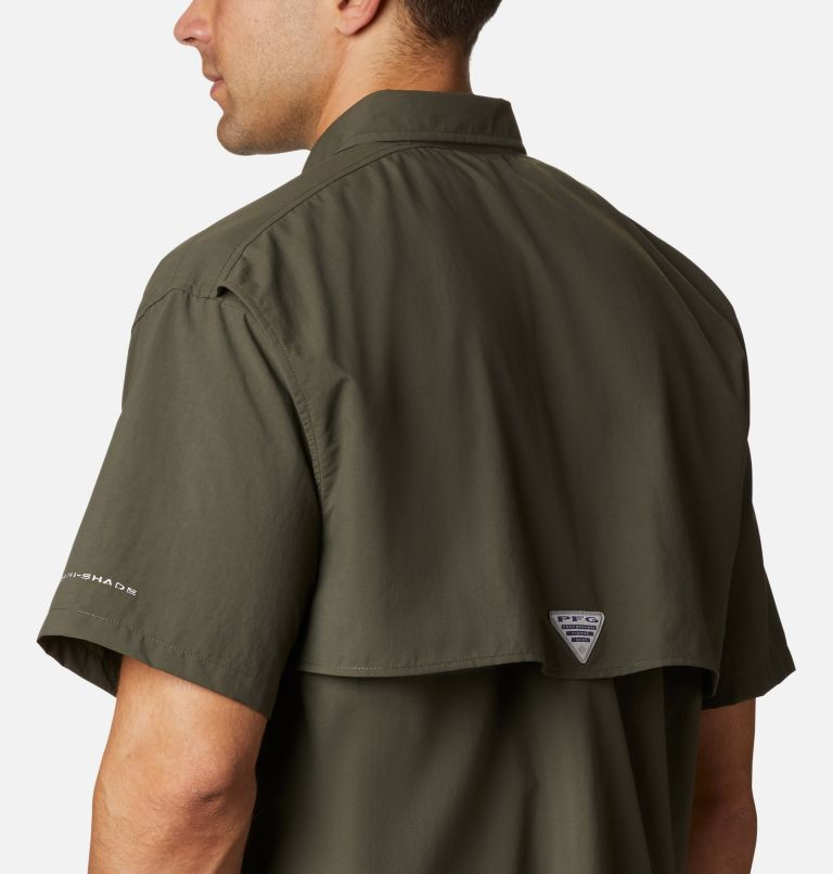 Bahama™ II S/S Shirt | 326 | M Men's PFG Bahama™ II Short Sleeve Shirt, Alpine Tundra, a3
