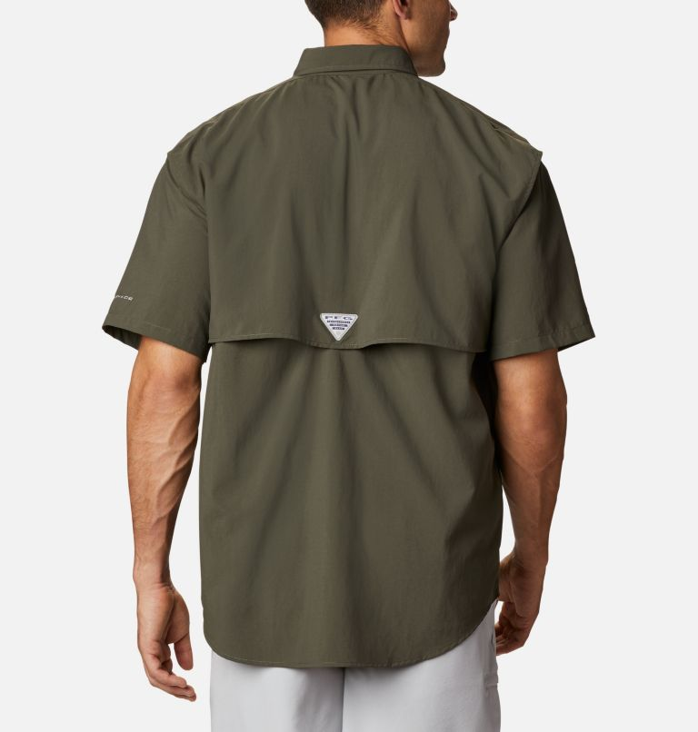 Bahama™ II S/S Shirt | 326 | XL Men's PFG Bahama™ II Short Sleeve Shirt, Alpine Tundra, back